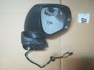 Peugeot-3008-2009-2013-Right-Driver-Wing-Mirror-Electrically-Adjusted