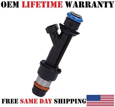 OEM Delphi FUEL INJECTOR FOR 2002-2005 Buick Century 3.1L P# 25323971 Single