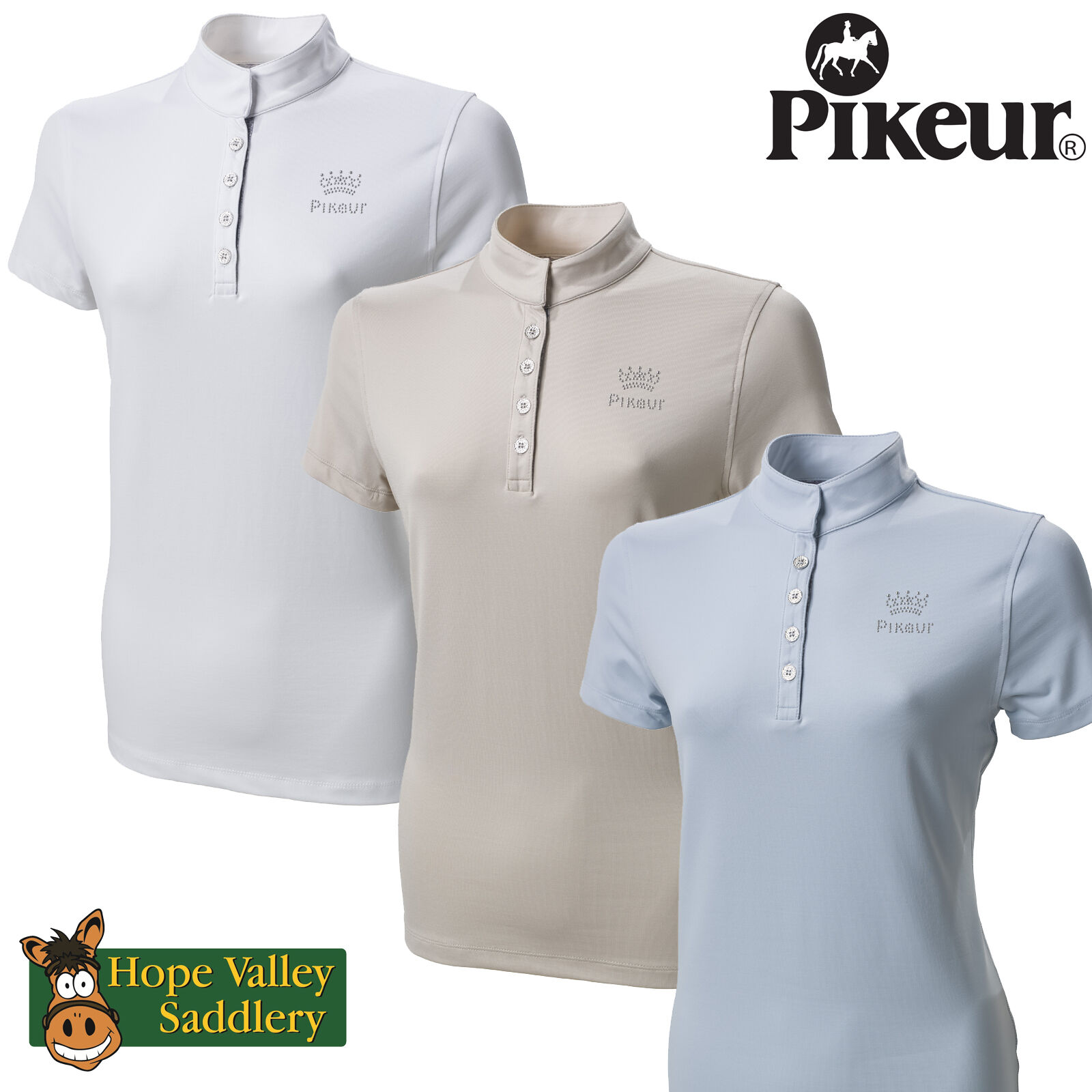 Pikeur Ladies Premium Competition Shirt  (442) BNWT  ultra-low prices