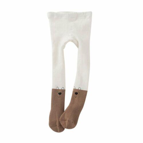 Toddler Baby Kids Girls Cotton Tights Socks Stockings Pants Hosiery Pantyhose
