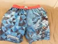 Skylander's Boys' Swim Trunks Size Small Brand