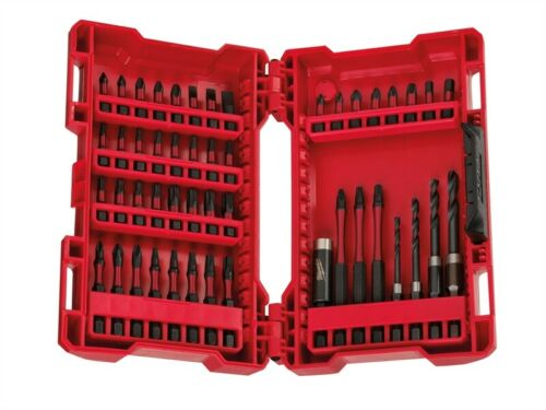 Milwaukee Power Outils MIL430906 GEN II Shockwave ™ Impact Duty Assorted Bit Set 4