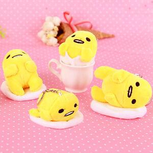 Gudetama-Chodarii-Nichijo-Everyday-Collection-Mini-Pluesch-niedlich-Spielzeug