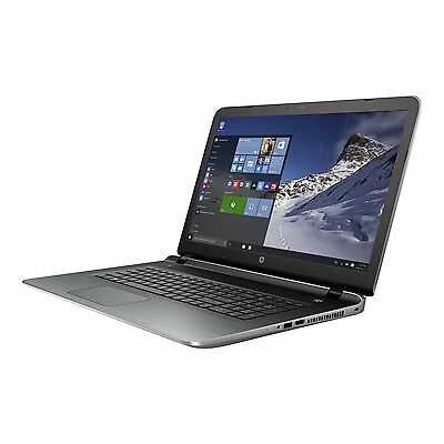"Notebook HP 17-g155nl T9P96EA A10 8Gb 1Tb Portatile PC 17,3"" Win 10 Radeon R7 M3"