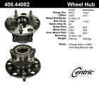 Axle Bearing and Hub Assembly-C-TEK Standard Rear Centric 400.44002E