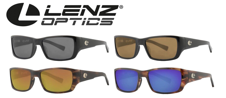 Lenz Optics Kaitum Sunglass Edelstahlbügel / Acetatrahmen - Polarisationsbrille Polarisationsbrille Polarisationsbrille 445622