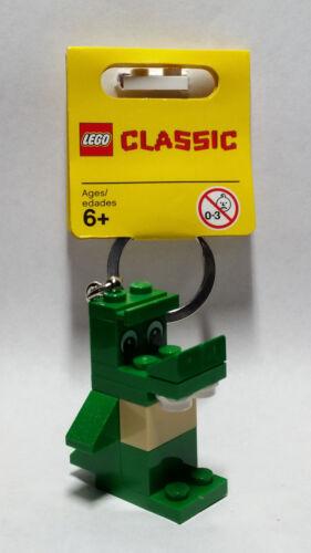 Very Rare Crocodile Bag Charm // Keyring Classic 850771 Brand New Lego