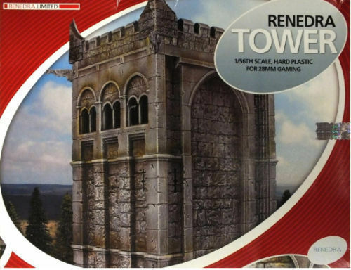 RENEDRA TOWER - 28MM - SENT 1ST CLASS