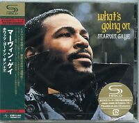 Marvin Gaye - What's Going On Shm Cd Uicy-90786 Japan +2 2008 Free Shipping