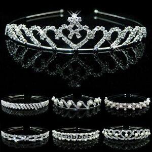 fleur-crystal-mariage-mariage-couronne-vague-bandeau-bande-de-cheveux-pearl