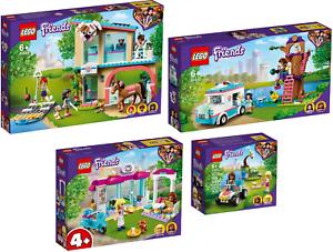 LEGO-Friends-41446-41445-41442-41440-Heartlake-City-Tierklinik-N3-21-VORVERKAUF