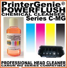 Canon Pixma mg5450 Compatible: de limpieza de cabezales Kit boquilla & Cabezal De Impresión Desatascador