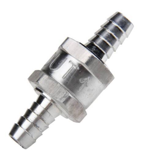 "10mm 3//8/"" Fuel Non Return One Way Check Valve Petrol Prevent Reverse Practical"
