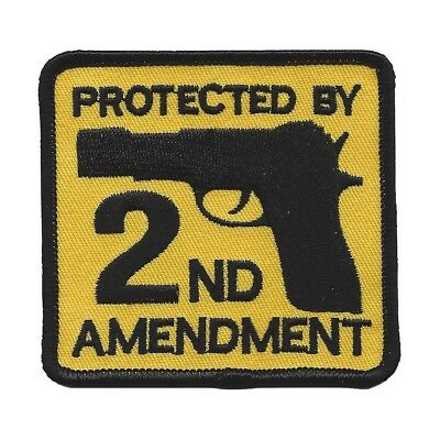 BETTER TO HAVE A GUN AND NOT NEED IT PATCH 2ND SECOND AMENDMENT CONSTITUTION