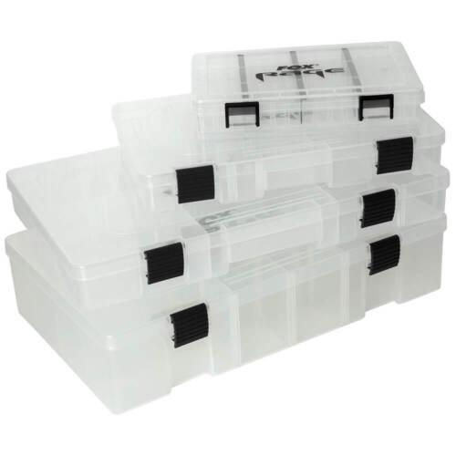 Fox Rage Storage Box Aufbewahrungsbox klar