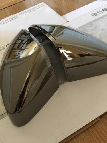 Audi A3 S3 RS3 8V Titanium Black wing mirror Covers caps 2013/>2018 OEM-fit