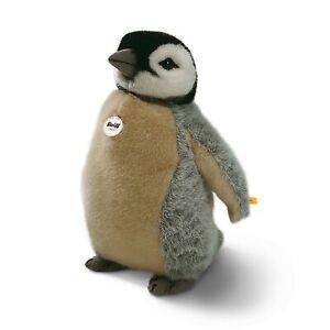 Enthousiaste Steiff 504976 Studio Baby-pinguin 37 Cm Une Grande VariéTé De Marchandises