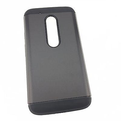Motorola Moto G4 PLAY Extra Slim Hybrid Hard Armour Tough Cover Case