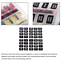 12 Way Standard Blade LED Fuse Box Holder With Failure 12V//24V Light Car Marine