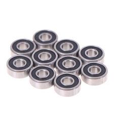 10pcs 5145mm Deep Groove Spherical Carbon Steel Miniature Bearings 60idexcaca