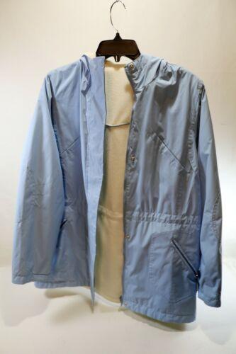 Tommy Hilfiger Womens L Jacket reversible Weatherp