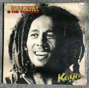 BOB-MARLEY-amp-THE-WAILERS-Kaya-1978-Vinyl-LP-ILPS-9517-Roots-Reggae