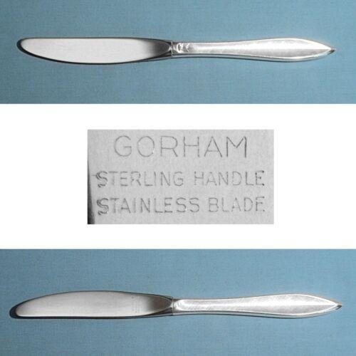 "Sterling Gorham GOSSAMER FORK  7 1//2/"" No Mono"