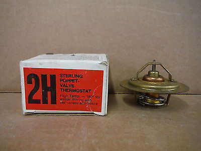 Sterling Thermostat 2H 180 Degree