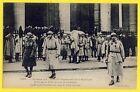 cpa PARIS 11 Novembre 1920 Fête Guerre 1870 Sortie du Corps du POILU INCONNU