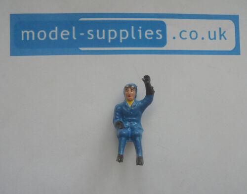 Corgi 266 Chitty Chitty Bang Bang reproduction plastic painted figure