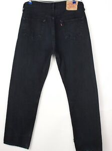 Levi's Strauss & Co Hommes 501 Jeans Jambe Droite Taille W36 L32 BCZ525