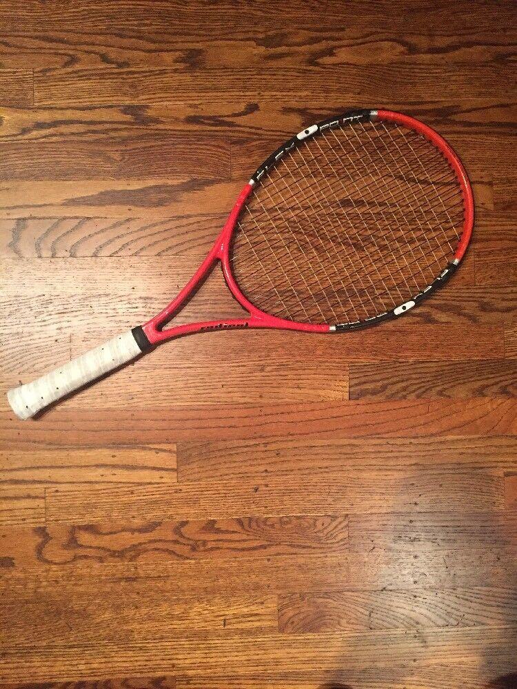 Head Flexpoint Radical Oversized OS OS OS 107 Tennis Racquet Fxp 4 1/2 (A 133) 13e720