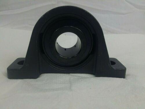 Peer Air Handling Pillow Block P210 w GRX09-27Bearing w 209LF locking collar