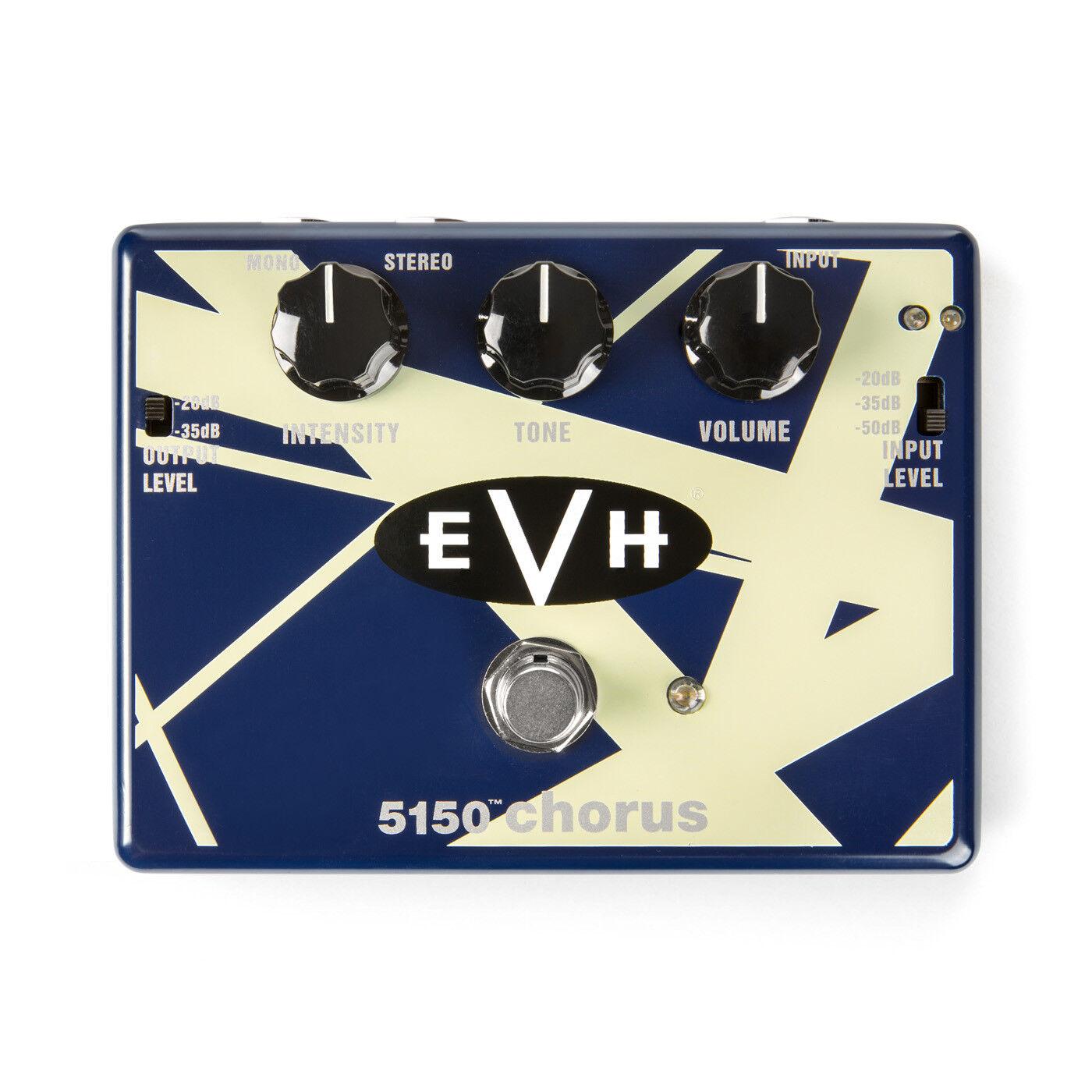 MXR Dunlop EVH 5150 Stereo Chorus Guitar Pedal EVH30 Eddie Van Halen (OPEN BOX)