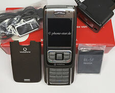 NOKIA E65 SLIDER-HANDY SMARTPHONE UNLOCKED BLUETOOTH KAMERA MP3 WLAN WIE NEU