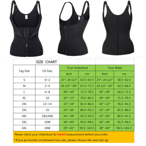 Mens Neoprene /& Latex Vest Cami Hot Shaper Gym Tank Top Sauna Sweat Thermal Belt
