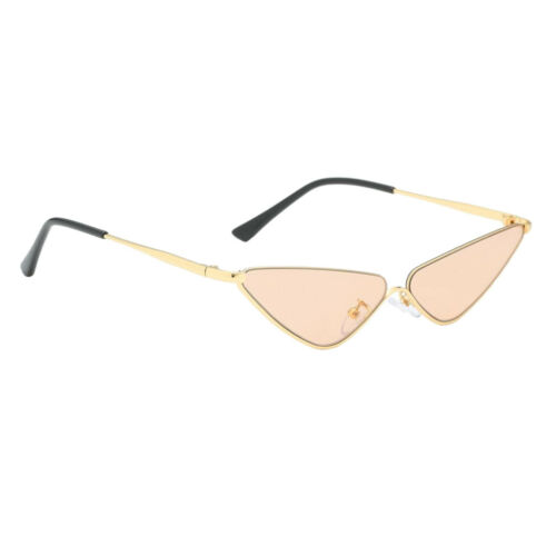 Vintage kleine Sonnenbrille Dame Cat Eye Designer Sun Glasses Retro