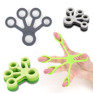Hand-Finger-Strength-Exerciser-Trainer-Strengthener-Grip-Resistance-Trainer-Hot