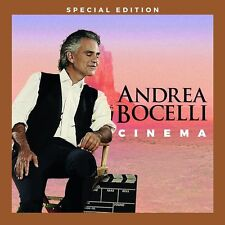 Andrea Bocelli - Cinema Special Edition [New CD] With DVD
