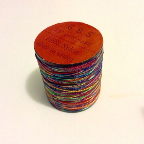 Multi-colore Oboe Reed Thread