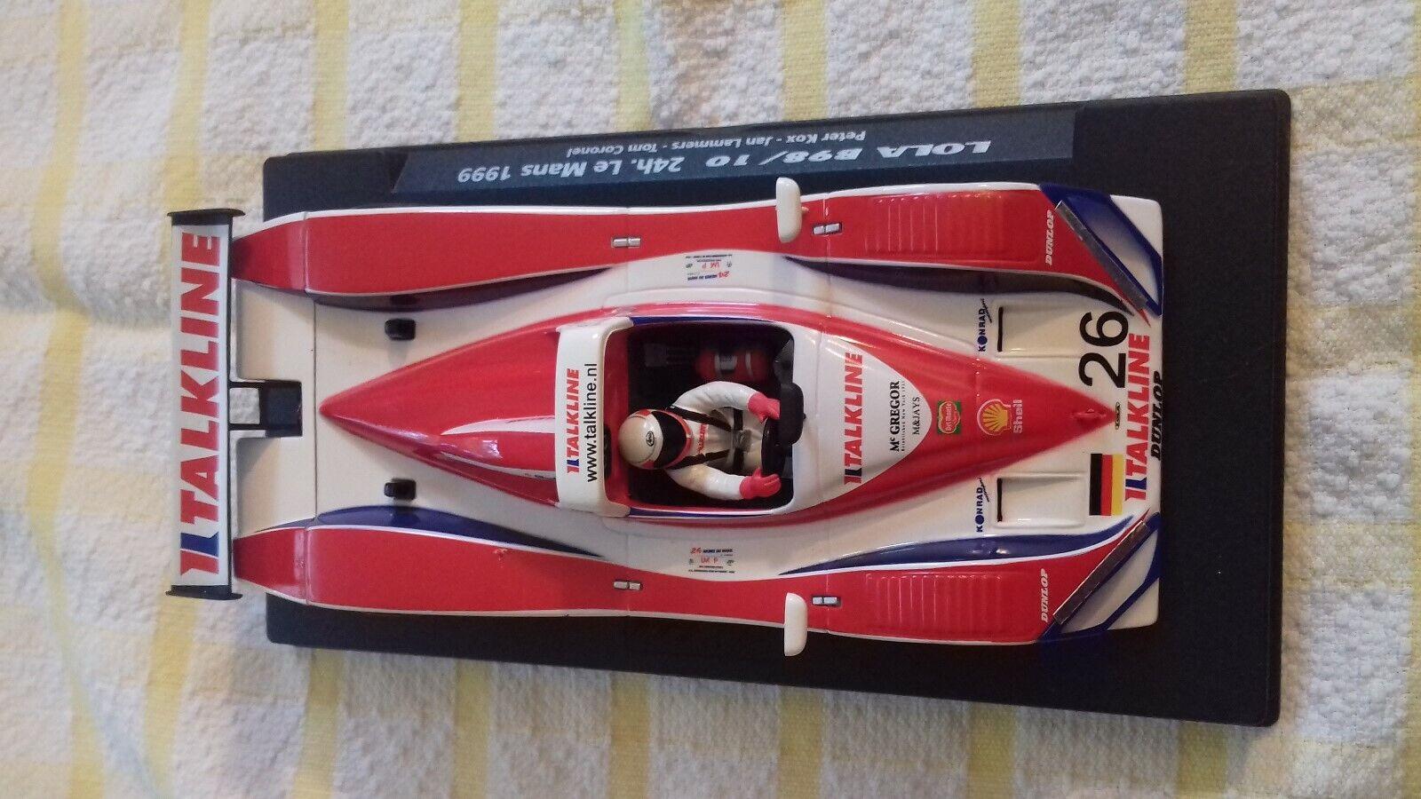 Fly 88048 Lola B98 10 Le Mans 1999
