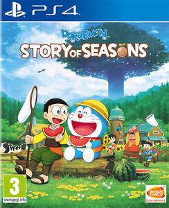 Doraemon Story Of Seasons PS4 PLAYSTATION 4 Namco