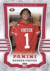 2017-Panini-Football-Trading-Card-Rookie-130-Reuben-Foster