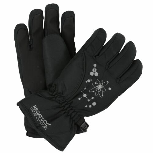 RG2955 Regatta Childrens//Kids Arlie II Waterproof Gloves