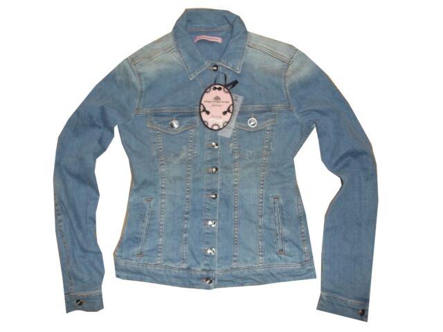 Denim Fornarina m In Gina Stretch Ebay Giubbino Tg Jeans CFrFqX7wx