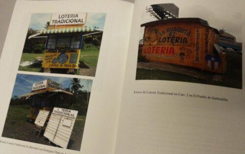 Libro 200AÑOS LOTERIA REAL y TRADICIONAL PUERTO RICO Serrano 1814 a 2014 agotado