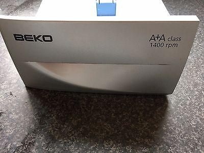 Beko WM5140S Lavatrice Polvere di sapone//dispenser DRAW//Cassetto