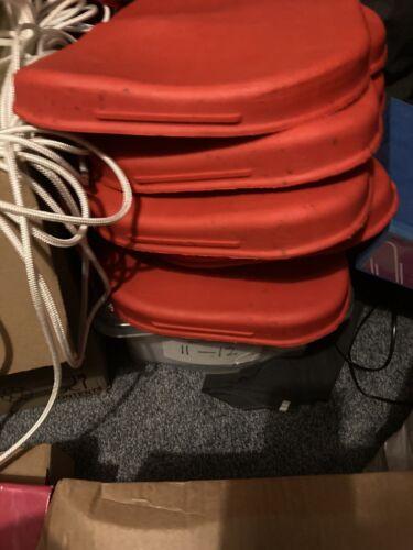 kayak seat cushion Red Colour