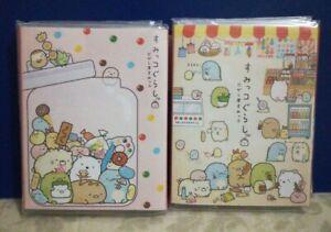 "37901 San-X Sumikko Gurashi /""Things in the Corner/"" Ice Cream Memo Pad ~KAWAII!"