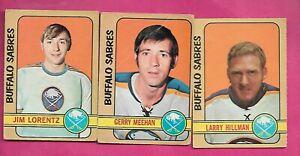 1972-73-OPC-BUFFALO-SABRES-CARD-LOT-INV-C2897
